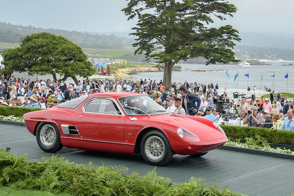 1964 ATS 2500 GTS Allemano Sports Coupé
