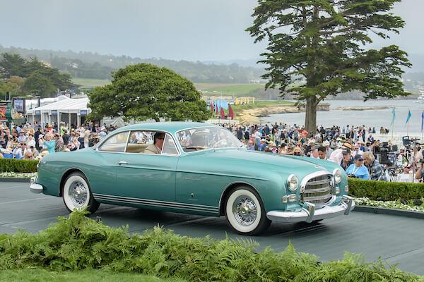 1954 Chrysler GS-1 Ghia Coupe