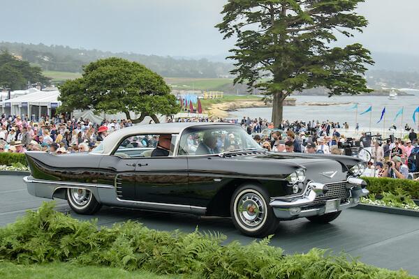 1957 Cadillac Eldorado Brougham Fleetwood Sedan