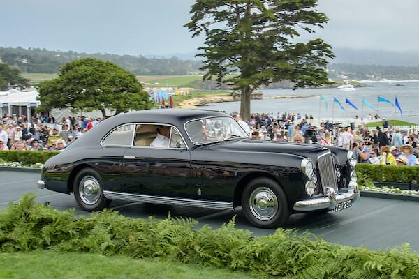 1948 Bentley Mark VI Facel-Métallon Cresta Coupé