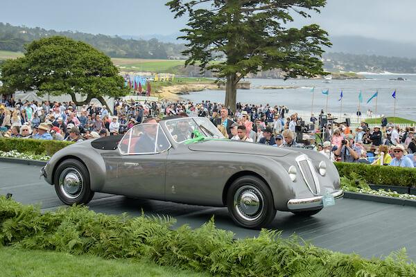 1948 Lancia Aprilia Pinin Farina Spider