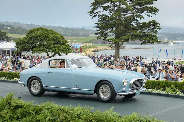 1953 Ferrari 375 America Pinin Farina Coupe
