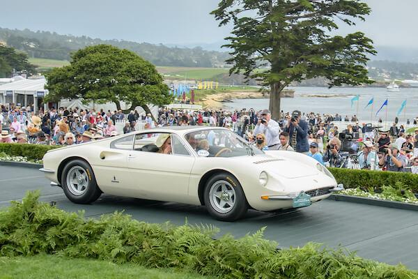 1966 Ferrari 365 P Pininfarina Berlinetta Speciale