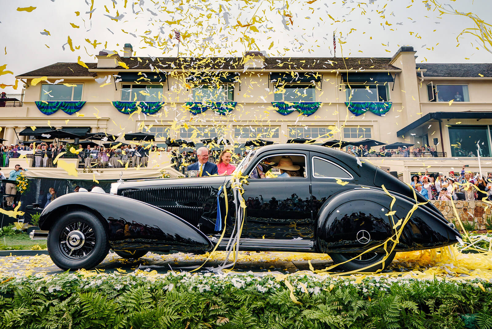 The Pebble Beach Concours d'Elegance 2021 Best of Show Winner