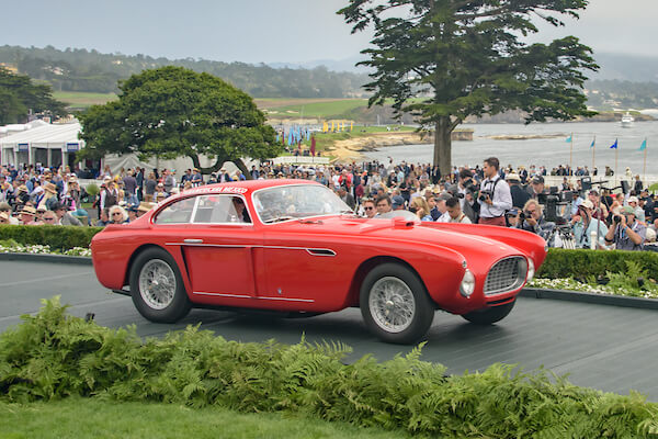 1952 Ferrari 340 Mexico Vignale Berlinetta