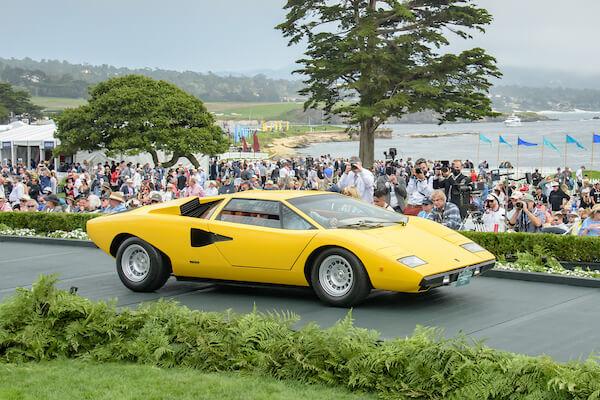 "1976 Lamborghini Countach LP400 ""Periscopica"" Bertone Berlinetta"