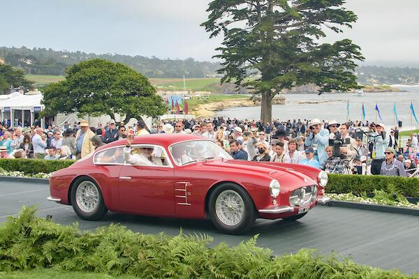 1956 Maserati A6G Zagato Coupé
