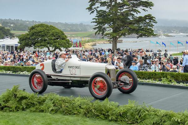 1926 Miller 91 Perfect Circle Special, Tom & Suzie Barbour