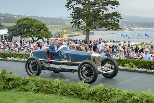 1926 Miller 122 Locomobile Junior 8 Special